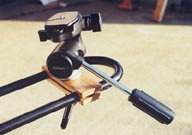 Portable Easel camera attachment